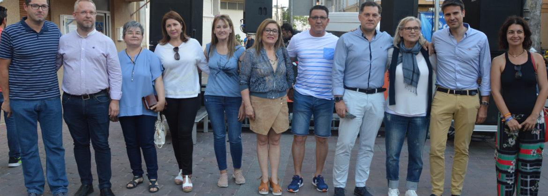 Corporación Municipal, Alcalde de la pedanía de la Ribera de Molina, Asociación Salud Mental Molina y Comarca